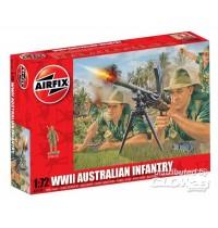 Airfix - AUSTRALIAN INFANTRY