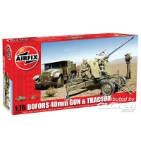 Airfix - BOFORS GUN AND TRACTOR