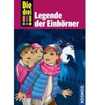KOSMOS - Die drei !!! - Legende der Einhörner, Band 73