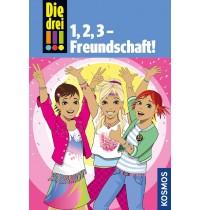 KOSMOS - Die drei !!! - 1, 2, 3 Freundschaft! - Doppelband
