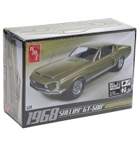 1/25 1968 Shelby GT500 AMT/MPC
