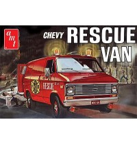 1/25 1975er Chevy Rescue Van, AMT/MPC