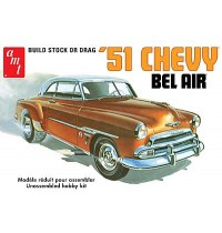 1/25 1951er Chevy Bel Air AMT/MPC