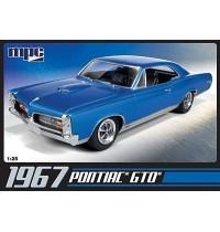 1/25 1967 Pontiac GTO AMT/MPC