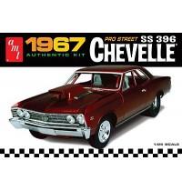 1/25 1967er Chevy Chevelle Pr AMT/MPC
