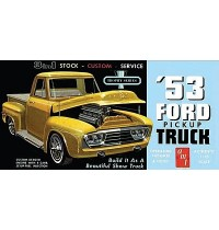 1/25 1953er Ford Pickup AMT/MPC