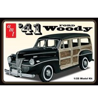 1/25 1941er Ford Woody AMT/MPC