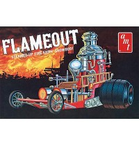 1/25 Flameout Show Rod AMT/MPC