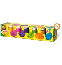SES Creative - Plakatfarbe Trendy 6 Farben je 50ml
