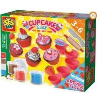 SES Creative - Knetset Cupcakes