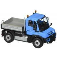 1:87 MB Unimog U430 blau