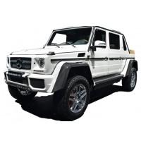 1:43 Mercedes-Maybach G650 weiß