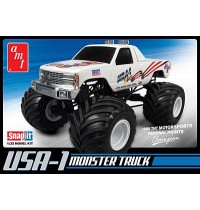 1/32 USA-1 4x4 Monster Truck AMT/MPC