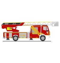 Magirus DLK FF Judenburg (AT