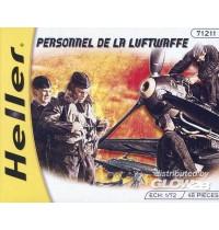 Heller Classic - DEUTSCHE LUFTWAFFE PERSONAL