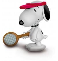 Schleich - Peanuts - Tennisspieler Snoopy