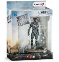 Schleich - DC Comics - Justice League - Movie: Cyborg