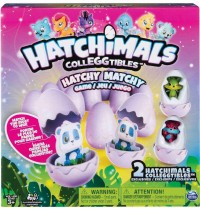 Spin Master - BGM Hatchy Matchy Game