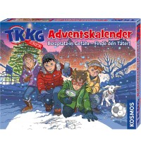 KOSMOS - TKKG junior Adventskalender - Bolzplatz in Gefahr!