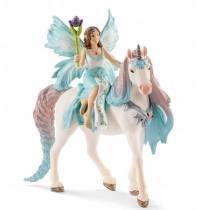 Schleich - World of Fantasy - Bayala - Eyela mit Prinzessinnen-Einhorn