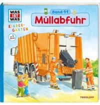 Tessloff - Was ist Was Kindergarten - Müllabfuhr, Band 11