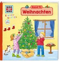 Tessloff - Was ist Was Kindergarten - Weihnachten, Band 13