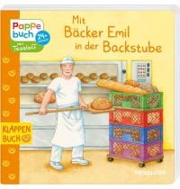 Tessloff - Klappenbuch - Mit Bäcker Emil  in der Backstube
