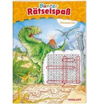 Tessloff - Bunter Rätselspaß - Dinosaurier