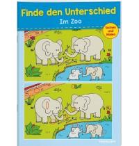 Tessloff - Finde den Unterschied - Im Zoo