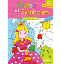 Tessloff - Malen nach Symbolen, Prinzessinnen