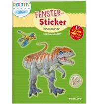 Tessloff - Fenster-Sticker - Dinosaurier