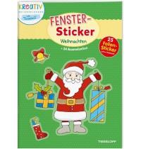 Tessloff - Fenster-Sticker - Weihnachten