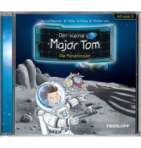 Tessloff - Der kleine Major Tom - Die Mondmission, Folge 3