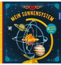 KOSMOS - Mein Sonnensystem - Bau dir dein 3D Planeten-Modell