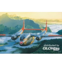 1/144 Fairchild C-119C Boxcar - Hersteller: Roden
