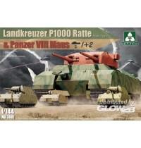 1/144 Landkreuzer P1000 Ratte - Hersteller: Takom