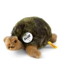 Steiff - Kuscheltiere - Wildtiere - Slo Schildkröte, grün, 20cm