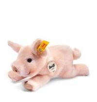 Steiff - Steiffs Minis - Steiffs kleine Freunde - Kleiner Freund Schweinchen Sissi, rosa, 22cm