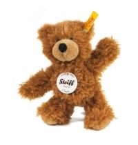 Steiff - Teddybären - Teddybären für Kinder - Charly Schlenker-Teddybär, braun, 16cm