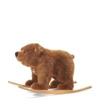 Steiff - Giganten - Reittiere - Urs Reit-Bär, braun meliert, 70cm