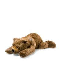 Steiff - Giganten - Steiffs große Freunde - Urs Braunbär, braun meliert, 120cm