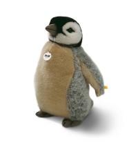 Steiff - Giganten - Großtiere - Studio Baby-Pinguin, grau/braun, 37cm