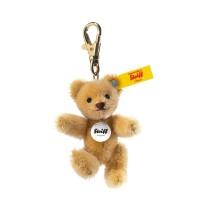 Steiff - Teddybären - Klassische Teddybären - Schlüsselanhänger Mini Teddybär, weizenblond, 8cm
