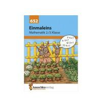 Einmaleins Mathematik 2./3.Kl