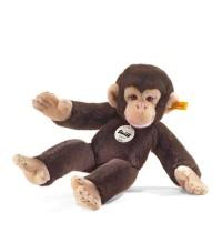 Steiff - Kuscheltiere - Wildtiere - Koko Schimpanse, dunkelbraun, 35cm