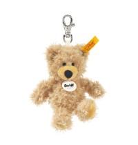 Steiff - Teddybären - Teddybären für Kinder - Schlüsselanhänger Charly Teddybär, beige, 12cm
