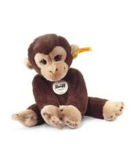 Steiff - Steiffs Minis - Steiffs kleine Freunde - Kleiner Freund Affe Koko, dunkelbraun, 25cm