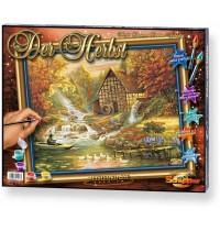 Schipper Arts & Crafts - Meisterklasse Premium - Landschaftsmotive - Der Herbst