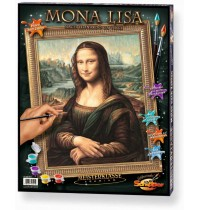Schipper Arts & Crafts - Berühmte Maler - Mona Lisa