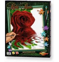 Schipper Arts & Crafts - Meisterklasse Premium - Rote Rose